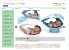 babyfavorsandthings.com
