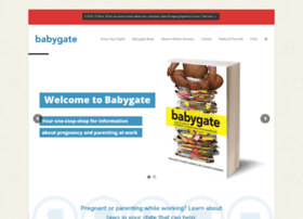 babygate.abetterbalance.org