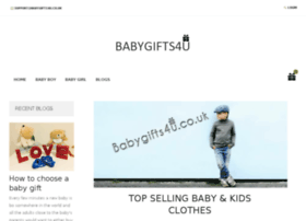 babygifts4u.co.uk