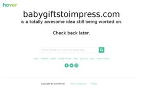 babygiftstoimpress.com