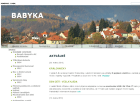 babyka-babice.cz