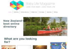 babylifemagazine.co.nz