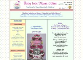 babylovediapercakes.com