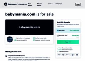 babymania.com