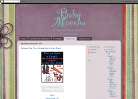 babymarohnbloggeropps.blogspot.com