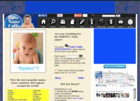babynamefacts.com