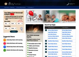 Babynames.indastro.com