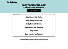 babynameshub.com