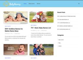 babynamey.com