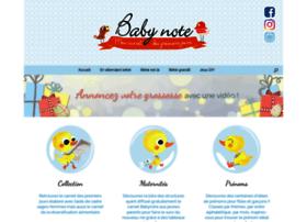 babynote.fr
