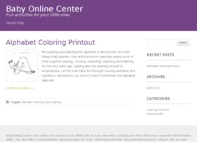 babyonlinecenter.com