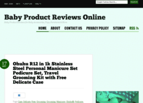 babyproductreviewsonline.com