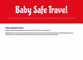 babysafetravel.com