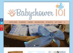 babyshower101.com