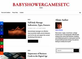 babyshowergamesetc.com