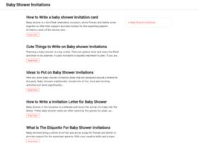 babyshowerinvitations.org