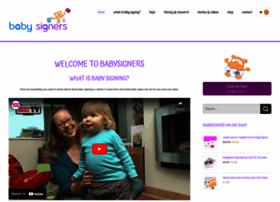 babysigners.co.uk