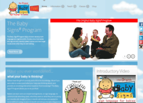 babysigns.com