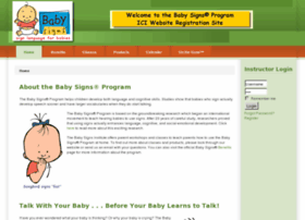 babysignsprogram.com