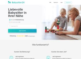 babysitter24.at