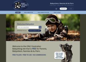 babysittersnow.com.au