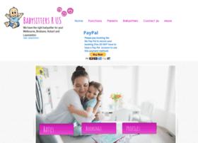 babysittersrus.com.au