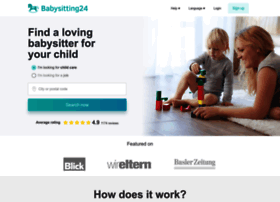 babysitting24.ch