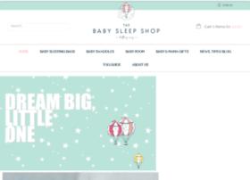 babysleepshop.com