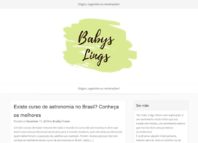 babyslings.com.br
