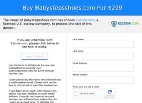 babystepsshoes.com