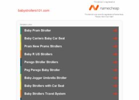 babystrollers101.com