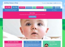 babyswaporshop.co.uk