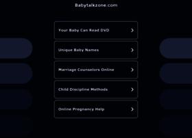 babytalkzone.com