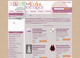 babytokidsboutique.com