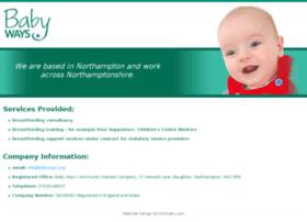 babyways.org