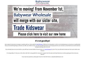 babywearwholesale.com