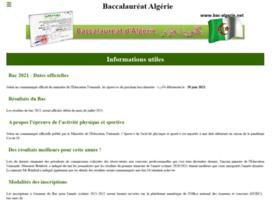 bac-algerie.net