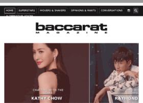 baccarat-magazine.com