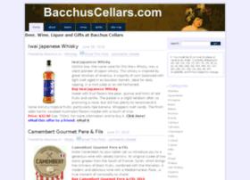 bacchuscellars.com