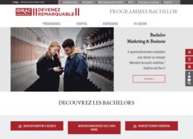 bachelor-idrac.com