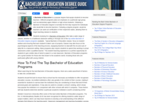 bachelor-of-education.org
