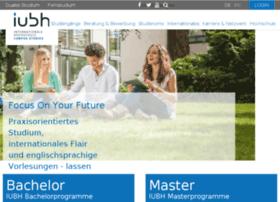 bachelor.iubh.de