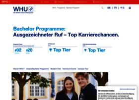 bachelor.whu.edu