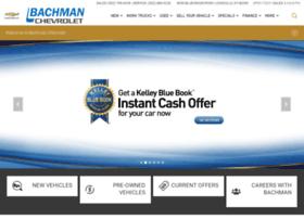 bachmanchevrolet.com
