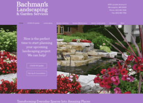 bachmanslandscaping.com