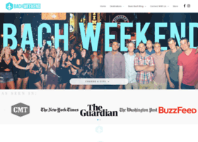 bachweekend.com