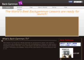 back-gammon.tv