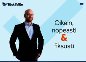 back-vilen.fi