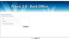 back.fizeo.com