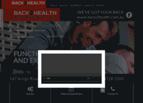 back2health.com.au